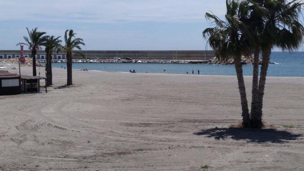 Carboneras, playas del municipio.