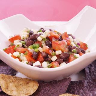 Black Bean Salad/Salsa Recipe