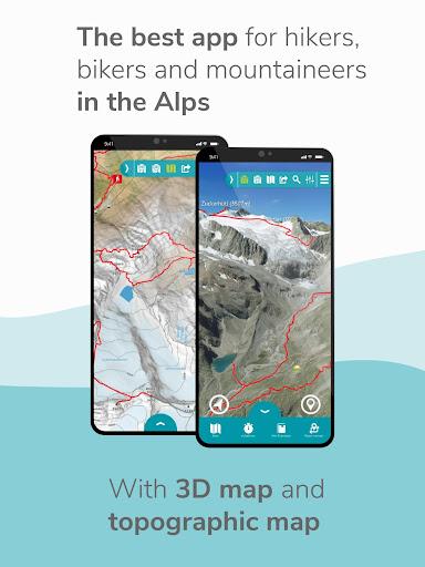 RealityMaps: 3D map with tours, GPS navigation 0.1.9.200812 screenshots 7