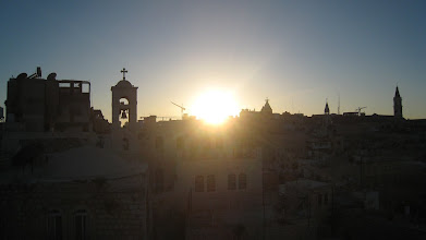 Photo: Jerusalem's skyline