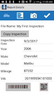 InspectARide - náhled