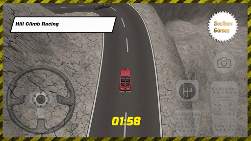 New Roadster Hill Climb Racing