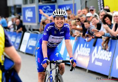 Evenepoel boekt bijna vijftig plaatsen winst, Van Avermaet blijft beste Belg