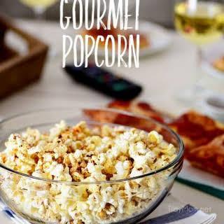 Chili Maple Gourmet Popcorn.