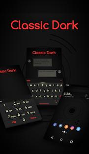 النمور البرية لوحة المفاتيح الكلاسيكية APK