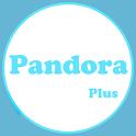 Pandora Plus icon