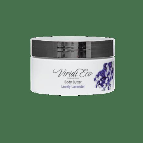 Body butter lovely lavender