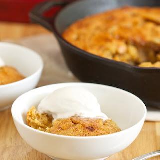 Apple Pie Skillet Cake