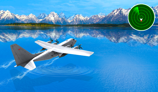 Airplane Car Transport Simulator Drive 1.0 screenshots 17