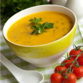 Sweet Potato Tomato Soup