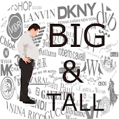 Big & Tall -Men Size Plus