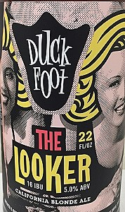 Logo of Duck Foot The Looker