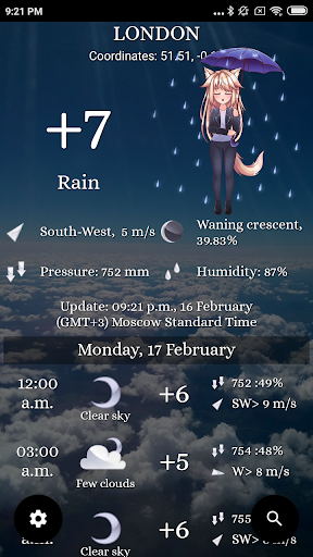 Weather: Any place on earth! Apk 1