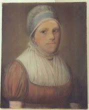 Photo: Harmina Hesselink (1767-1852), een zuster van mijn oudvader Willem Frederik Hesselink. Zij was getrouwd met de Doetinchemse zeepzieder en burgemeester Wolter Dirkjansz Coops (1764-1847). Zuster van Harmen Hesselink (zie de gelijkenis!).