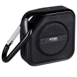 TDK A12 TREK Micro NFC Bluetooth Portable Mini Wireless Outdoor Speaker