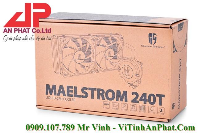 Bộ Tản Nhiệt Nước MaelsTrom 240L