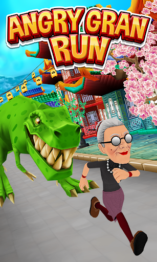 Angry Gran Run - Running Game  {cheat|hack|gameplay|apk mod|resources generator} 4