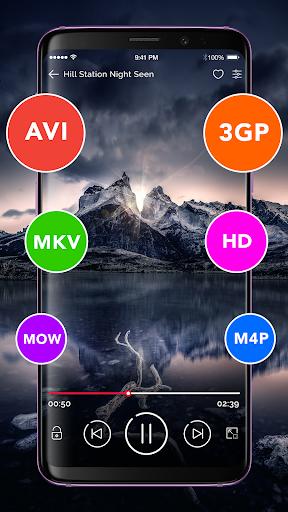 HD Video Player 2.9 screenshots 1