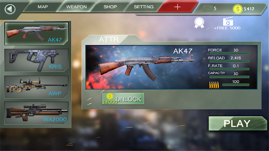 Counter Shoot Fire-FPS Terrorist Strike App Download For Android 8