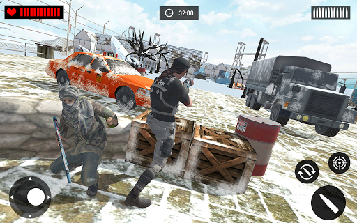 Critical Battle Royale Strike Free Fire Squad Game 1.0 screenshots 6