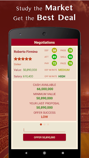 Be the Manager 2020 - Soccer Strategy  screenshots 2