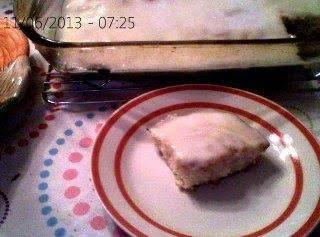 Cinnamon Buttermilk Breakfast Cake