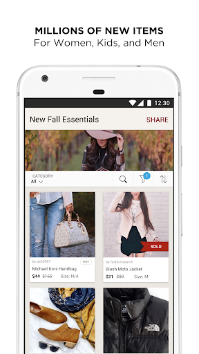 Download poshmark buy sell fashion for pc for Apps similar to poshmark