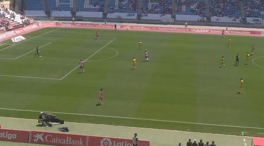Almería-Alcorcón.
