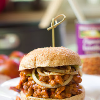 Anything Goes Vegan Sloppy Joes