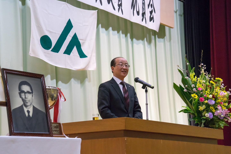 公益財団法人北海道農業公社・竹林孝 理事長