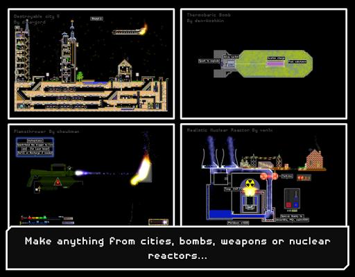The Powder Toy screenshots 5