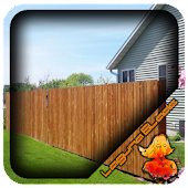Temporary Wood Fence Design