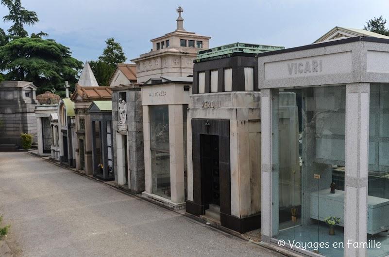 Cimetière Monumental Milan - Chapelle Palanti