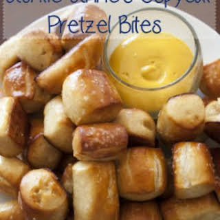 Homemade Pretzels - Auntie Anne's Pretzel Bites Copycat.