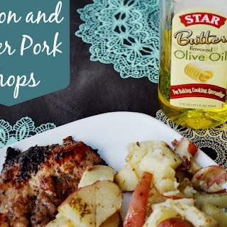 Lemon and Butter Pork Chops