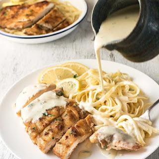 Recipe Creamy Lemon Chicken