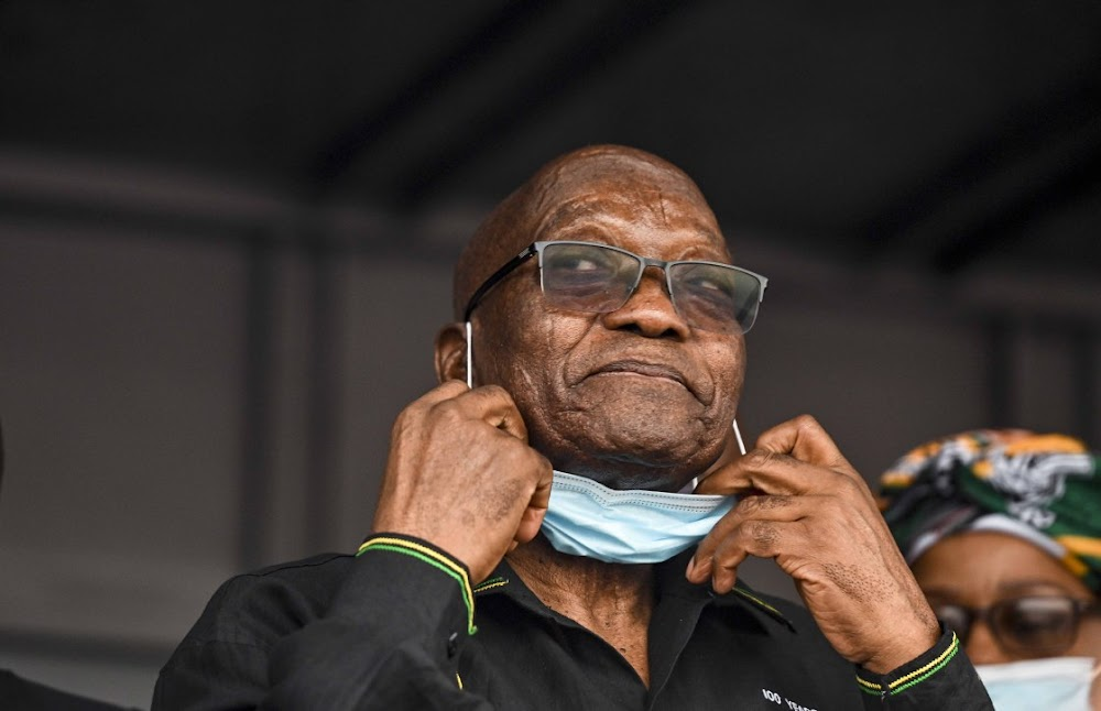 Game theory poser faces justices in Jacob Zuma's rescission bid