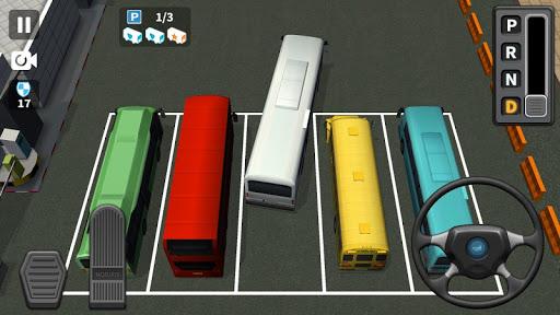Bus Parking King Screenshot