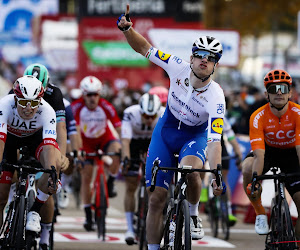 """Bennett gaat gewoon door met winnen in grote ronden voor Deceuninck-Quick.Step: """"Philipsen was zo explosief"""""""