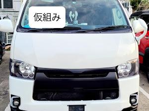 ハイエース  24年式 3型ハイエースV S-GLのカスタム事例画像 osamu0419さんの2021年03月18日16:45の投稿