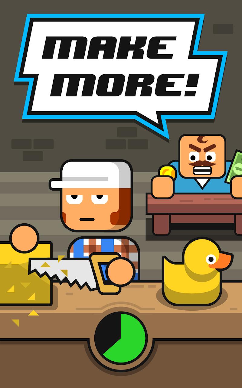 Make More! – Idle Manager Screenshot 8