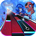 Magic Miraculous's Piano Ladybug Game APK
