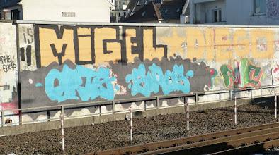 Photo: MIGEL x DIEGO