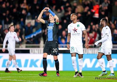 Le Club de Bruges veut encore améliorer ce record!