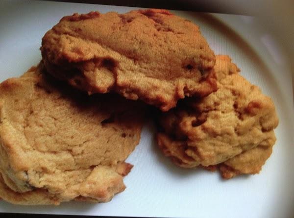Pumpkin Nut Cookies Recipe