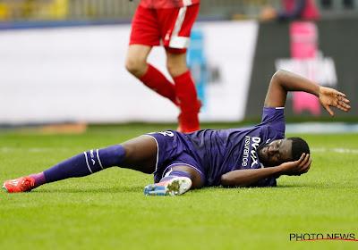 Wat is er aan de hand met Luckassen bij Anderlecht? Nog geen match helemaal fit geweest dit seizoen