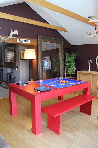 Stupendous The Exquisite Dining Pool Table Design Designer Billiards Gmtry Best Dining Table And Chair Ideas Images Gmtryco