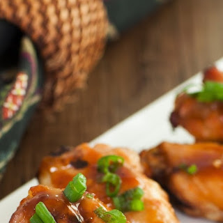 General Tso Chicken Wings