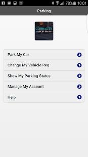 Cork Park By Phone screenshot