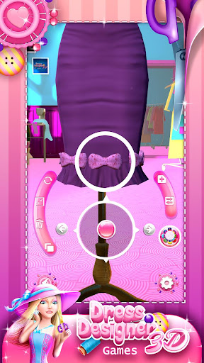 Dress Designer Game for Girls 4.0.1 screenshots 2